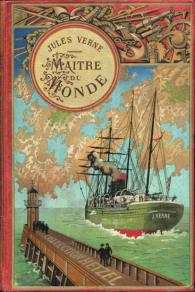 Maître du Monde - Jules Verne
