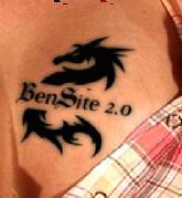 Mon tatouage publicitaire